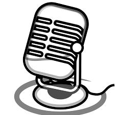 b&w microphone